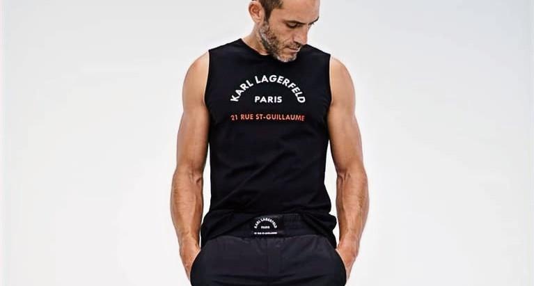 Новое поступление в коллекции SS-21 Karl Lagerfeld для мужчин