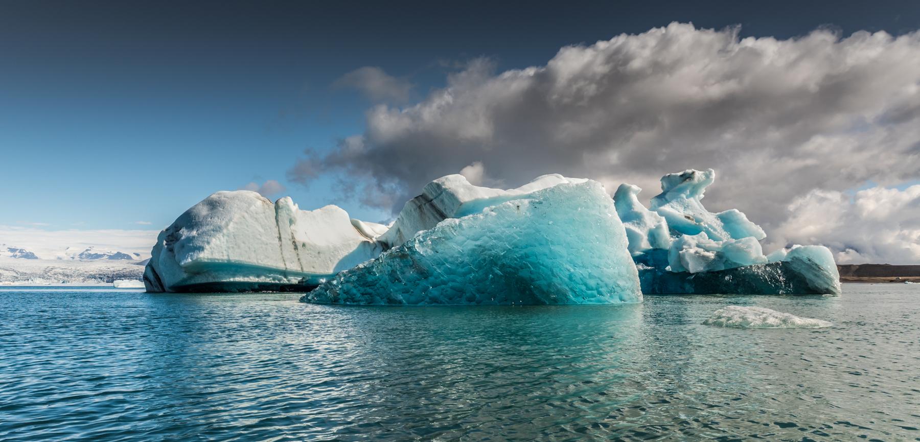 Lente Dérive Glaciare