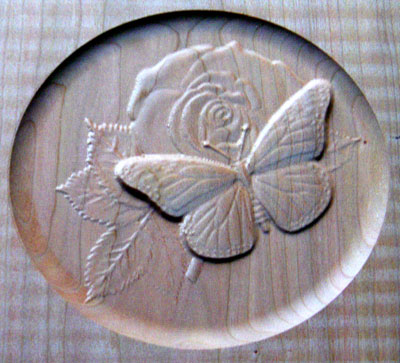 butterfly_rose
