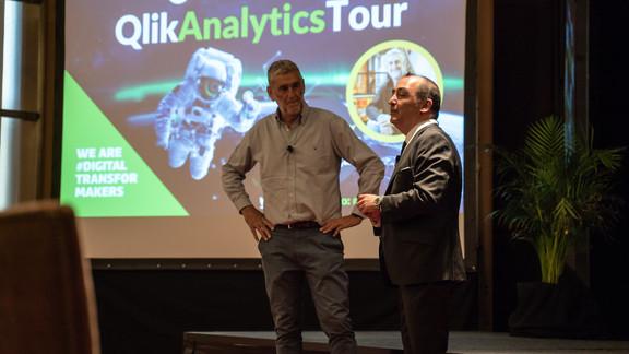Qlik Analytics Tour