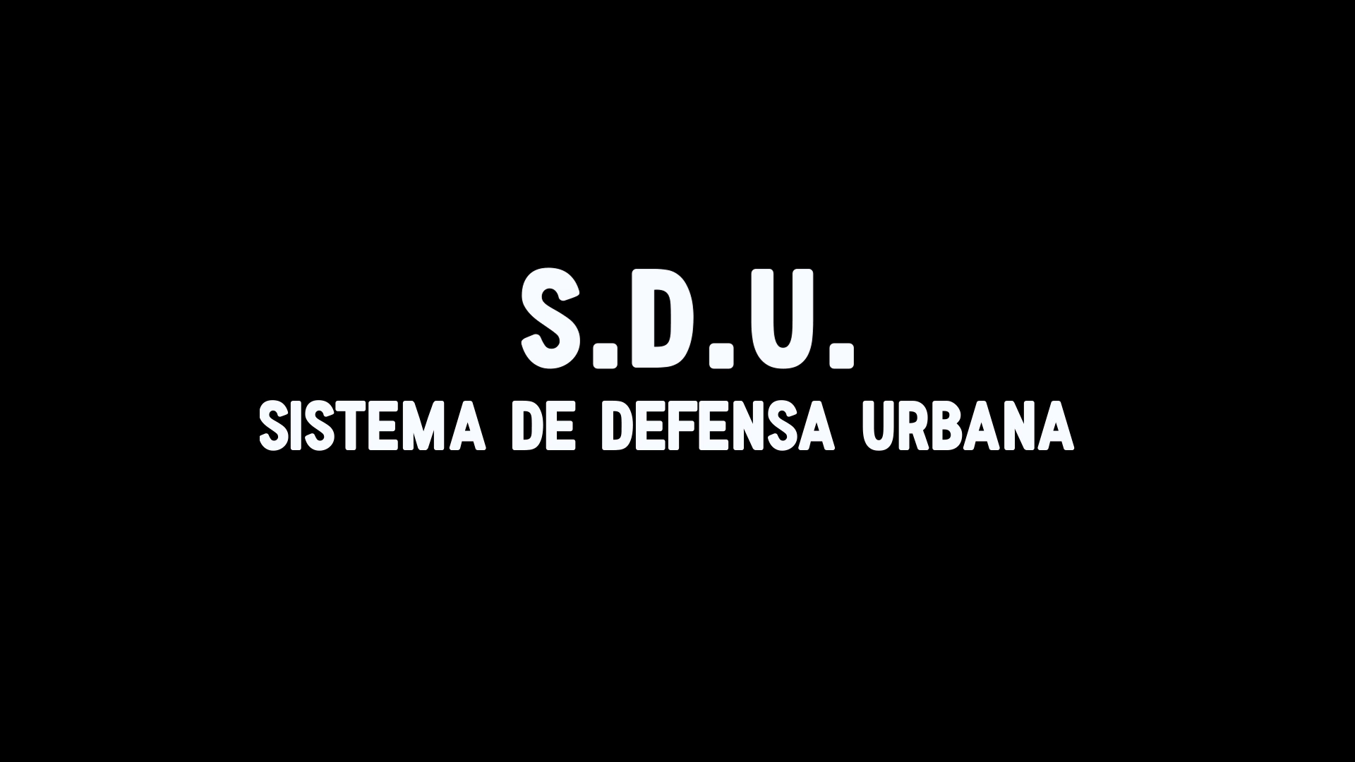 Sistema Defensa Urbana