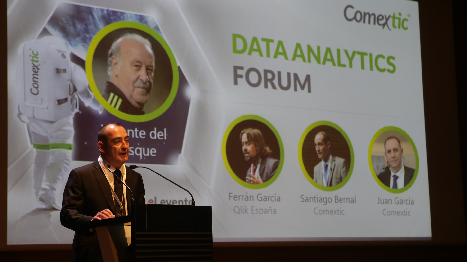 ComexTIC - Data Analytics Forum