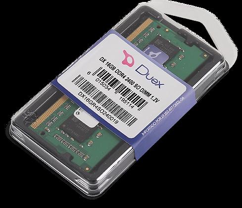 DX DDR4 16GB 2400MHZ SO DIMM