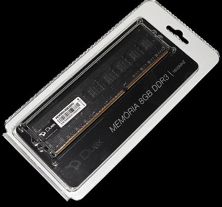DX DDR3 8GB 1600MHZ DIMM