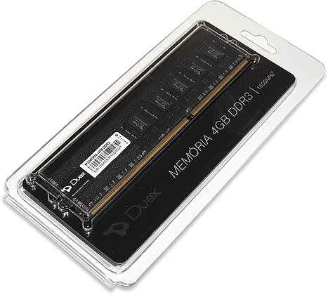 DX DDR3 4GB 1600MHZ  DIMM