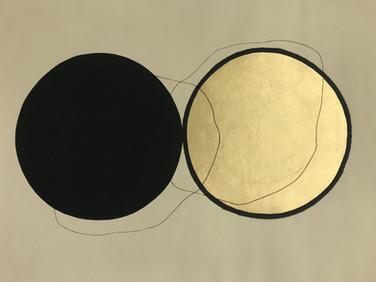 Grand aubier Or et Noir