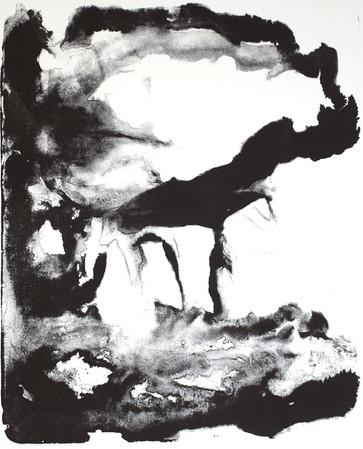 edith-baudrand-lithographie-dans-la-fore