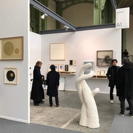 Art-Paris Art-Fair Grand-Palais, 2019