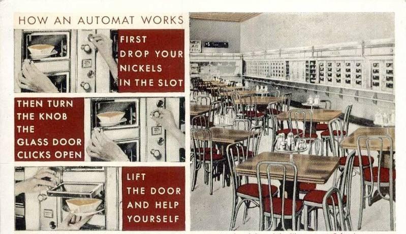 Process of original automats