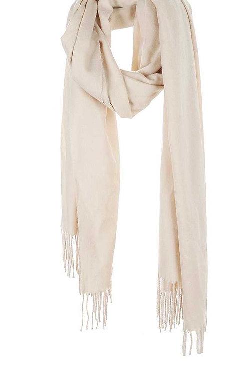 Long soft scarf