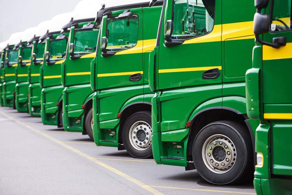 Sustainable trucking fleet