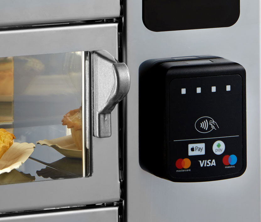 Automat Contactless Payment