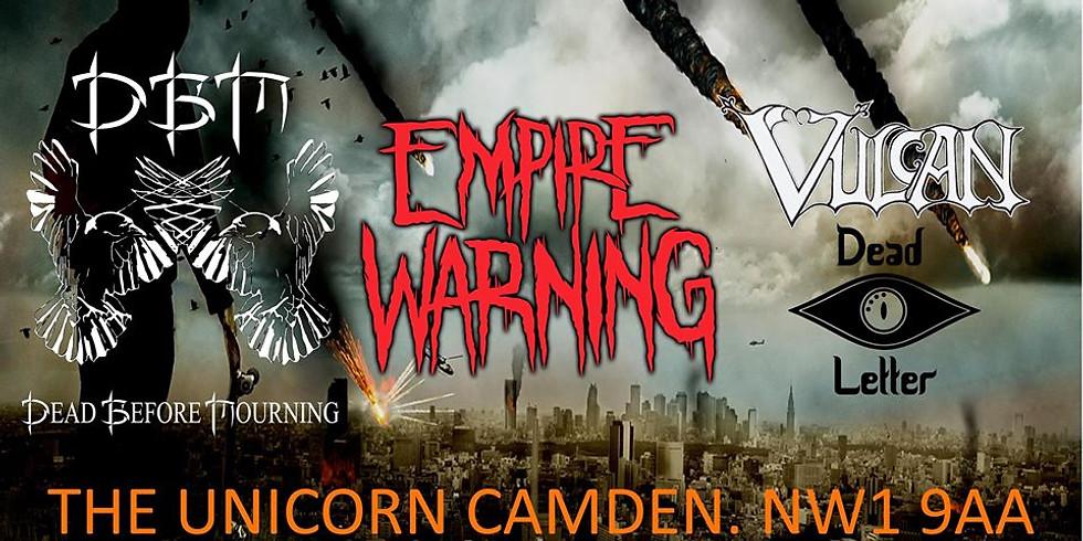 Dead Before Morning / Empire Warning / Vulcan / Dead Letter