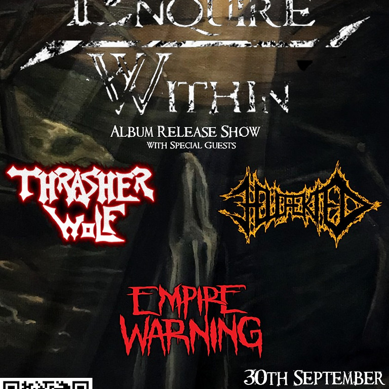 Enquire Within's Release show