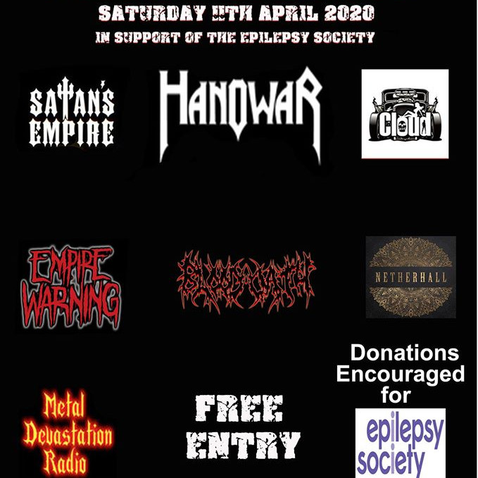 Hell on High Water 2 charity festival