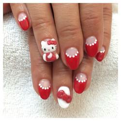 3D Hello Kitty!