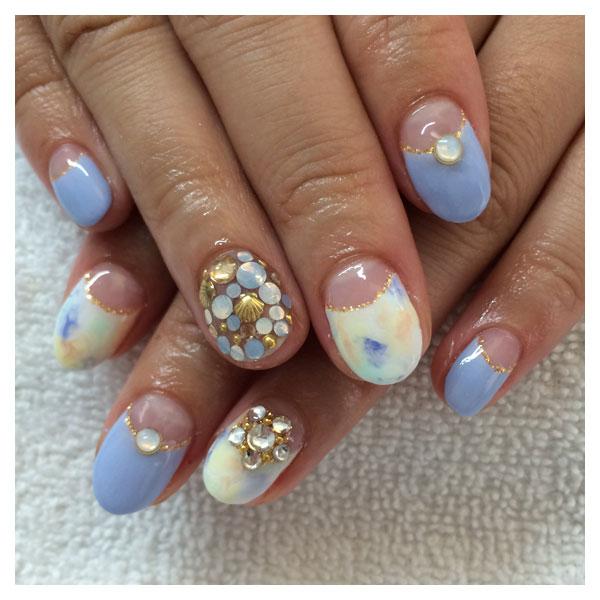 Bejeweled Periwinkle