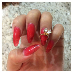 Ring and Red