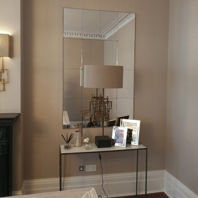 Albany Street Alcove Mirror Frame