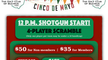 2019 Cinco de Mayo Scramble!
