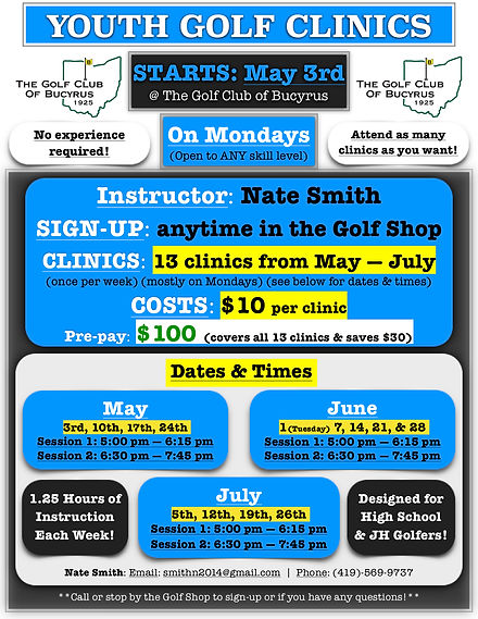 2021 Youth Golf Clinic Flyer JPEG.jpg
