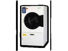 Asciugatrice industriale da kg 16 a gas