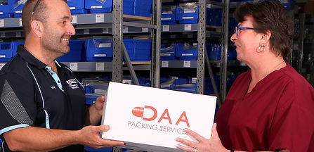 DAA Packaging Services NashysPix Shoot 2