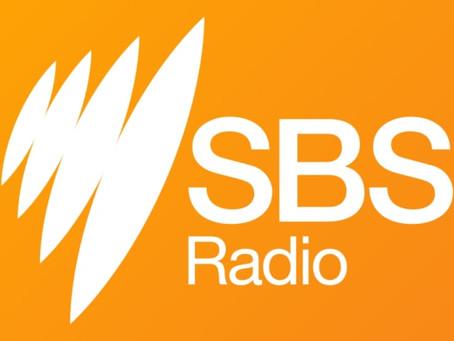 SBS RADIO INTERVIEW
