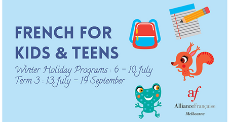 French for Teens and Kids