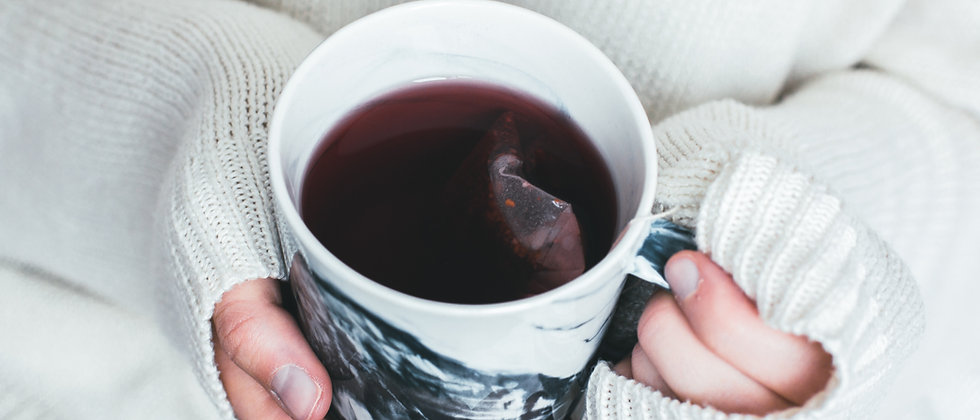 Just Breathe Stress & Anxiety Tea