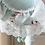 Thumbnail: Standing Lamp Marry Blue (PO305)