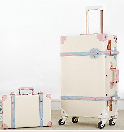 Ghayda Shabby Luggage (UN19)