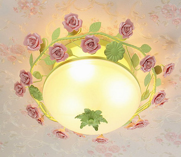 Rose Dinaly Lamp (PO41)