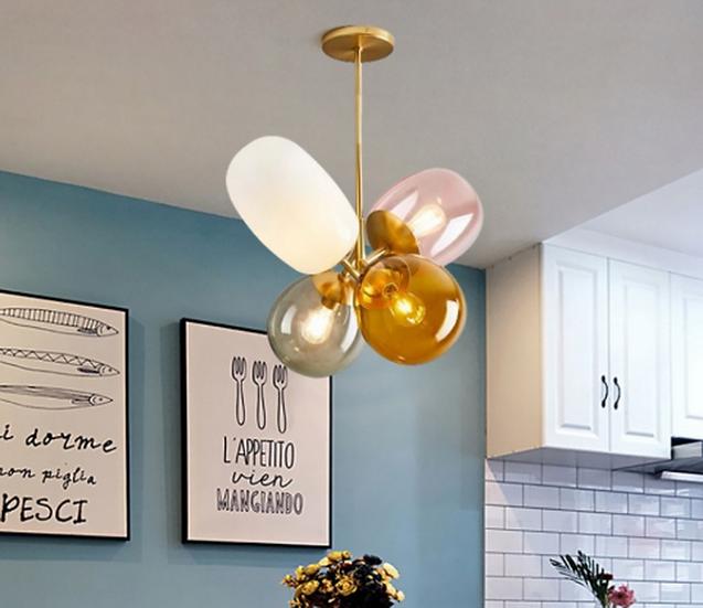 Tisha Hanging Lamp (PO484)