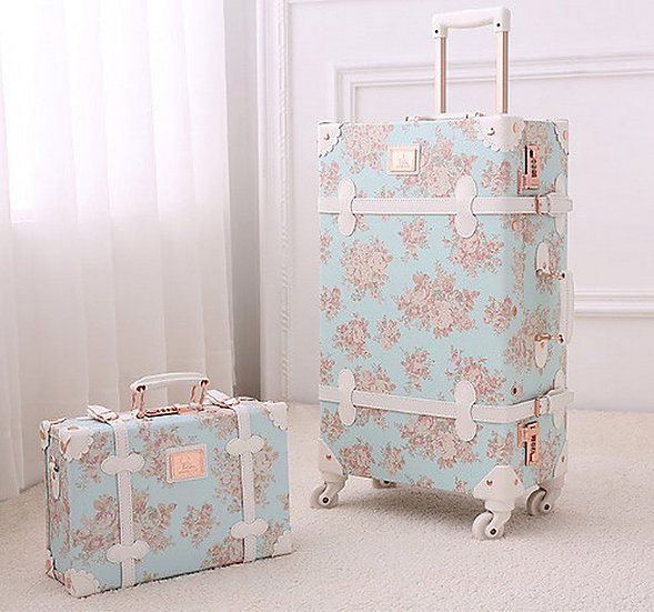 Blue Love Luggage (UN05)