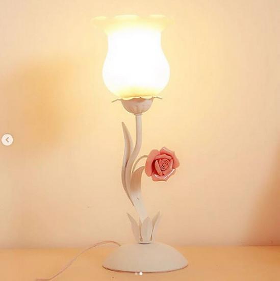 Singel Rose Table Lamp (PO72)