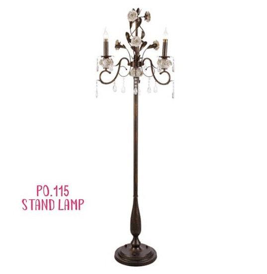 Ciara Standing Lamp (PO115)