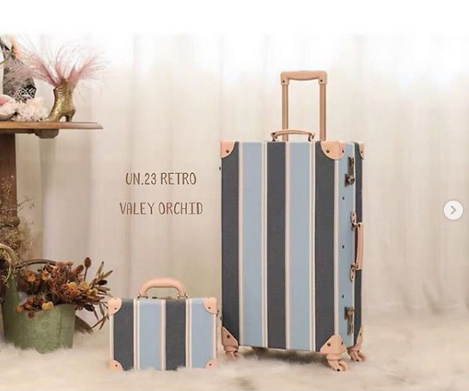 Valey Orchid Luggage (UN23)