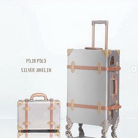 Silver Javelin Luggage (UN26)