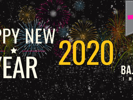 Selamat Tahun Baru 2020 !!