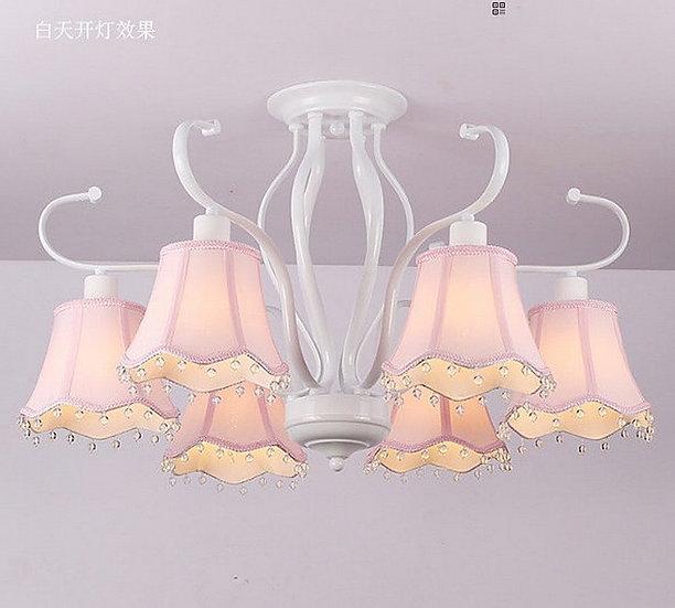 Pink Onda Lamp (PO40)