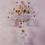 Thumbnail: Najwa Rose Wall Lamp (PO76)