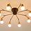 Thumbnail: Scandinavia Ceilling lamp (PO179)