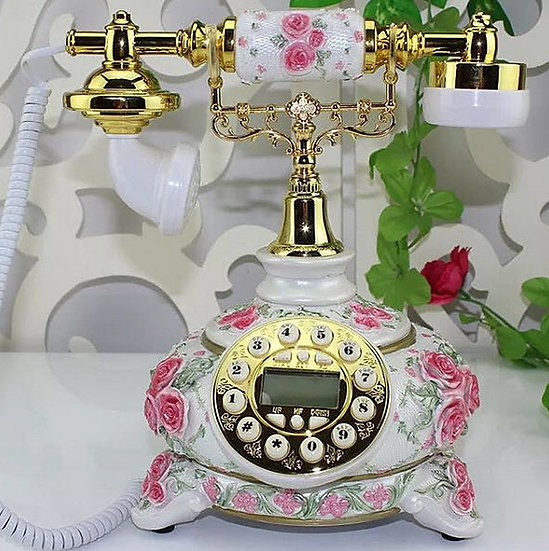 Shabby Chic Telephone (TO02)
