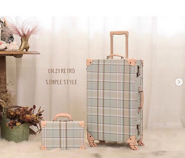Simple Style Luggage (UN21)
