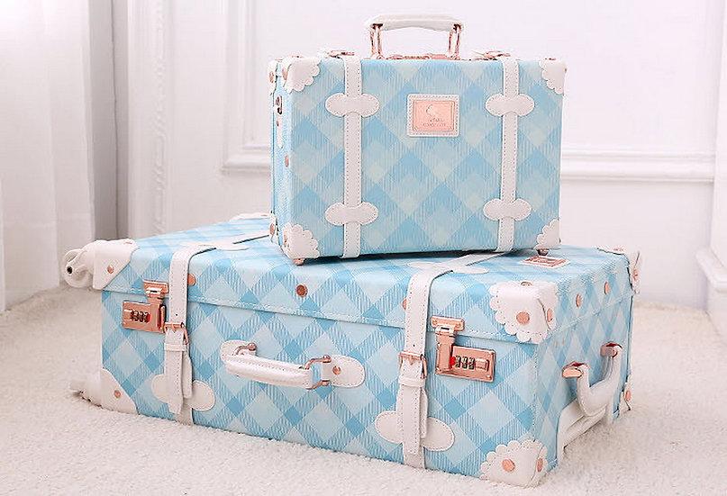 Blue Line Luggage (UN09)