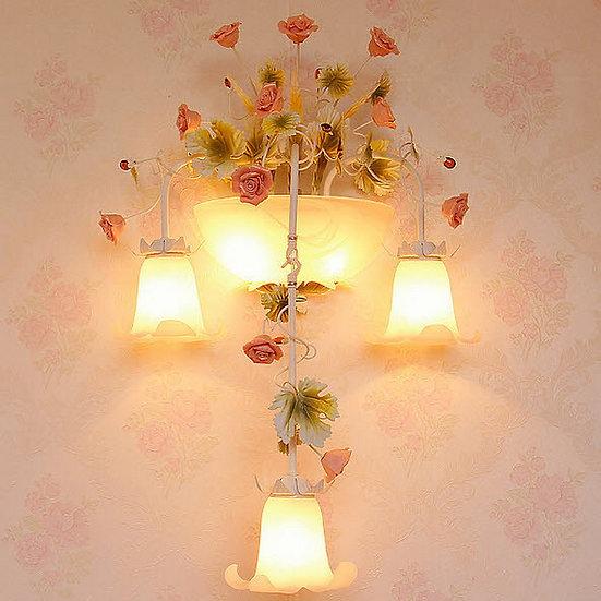 Najwa Rose Wall Lamp (PO76)