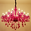 Thumbnail: Glass Love Chandelier (PO415)