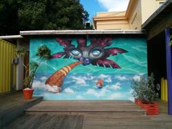 Graffiti Art at TRES B