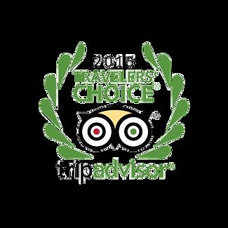 Travelers Choice Winner 2015